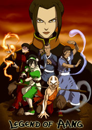 """The Legend of Aang"""
